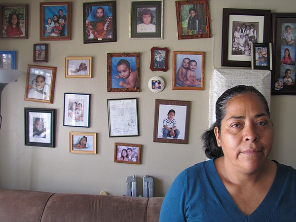 Gloria Mejia came to the U.S. illegally, and says her immigration status has ...