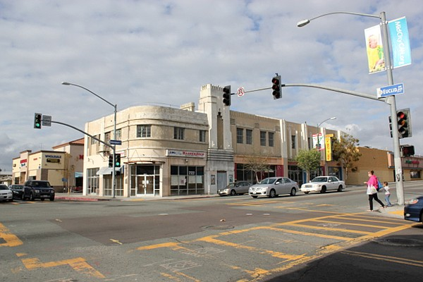 Built in 1932, the Silverado Ballroom in City Heights was...