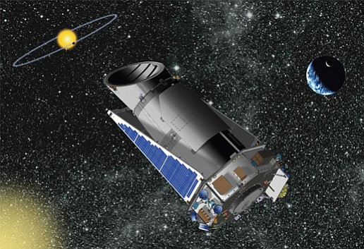The reactor wheels on NASA's Kepler space telescope are malfunctioning, compr...