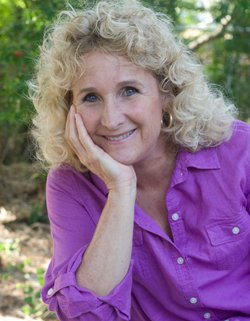 Nan Sterman, host, co-producer, and co-writer of A GROWING PASSION, a televis...