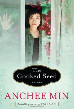 """The Cooked Seed"" is a new memoir by Anchee Min."