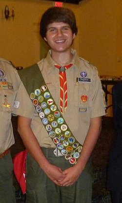 Chance Kawar is a senior at Patrick Henry High School. He's an Eagle Scout fr...