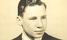 Mel Brooks' school photo.
