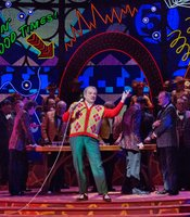 "Željko Lucic as the title character of Verdi's ""Rigoletto."""