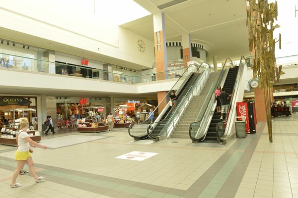 America's first fully enclosed, indoor regional shopping ...