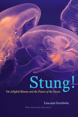 "Jelly fish researcher, Dr. Lisa-ann Gershwin's, new book, ""Stung! - On Jellyfish Blooms and the Future of the Ocean,"" explores the connection between a warming planet, the proliferation of jellyfish and state of the world's oceans."