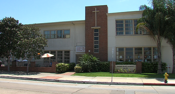 Sacred Heart Academy in Ocean Beach is a K-8 school founded in 1950. It will ...