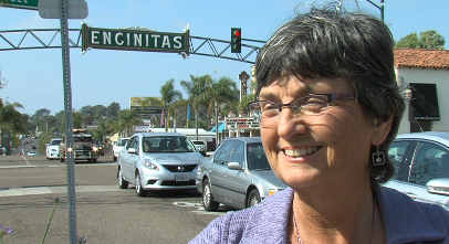 Encinitas Mayor Teresa Barth, May 2013