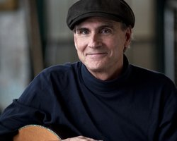 "James Taylor, performer for ""Carole King: The Library Of Congress Gershwin Pr..."