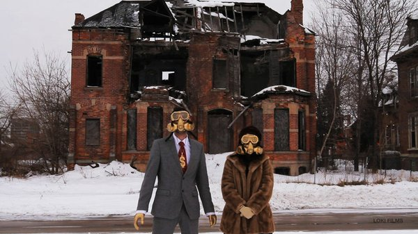 Steve and Dorota Coy are visual and performance artists who live in Detroit. ...