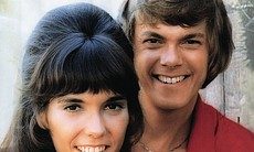 The Carpenters, Karen and Richard, sing their #... (26706)