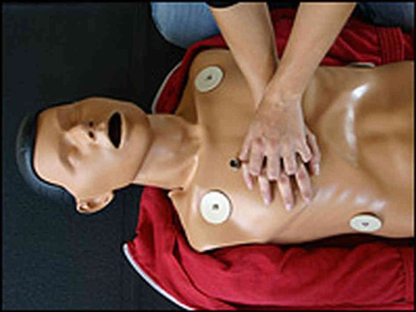 Hands-only CPR