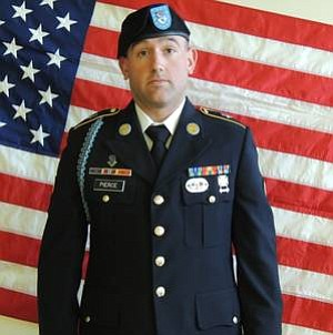 Spc. Robert A. Pierce