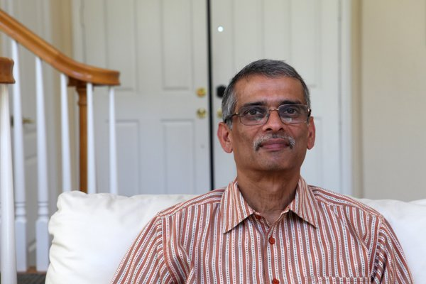 Ramesh Rao started running and doing yoga when he turned ...