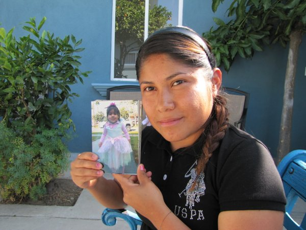 Tania Velasquez, a Mexican national, hopes to regain custody of her 3-year-ol...