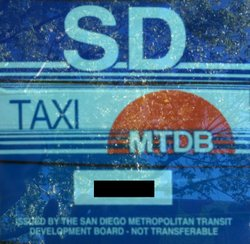 Taxi permits are not legally transferable in San Diego. That has not stopped ...