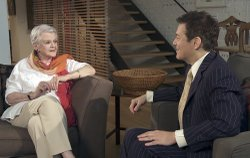 "Angela Lansbury is surprised with a bit of her own Broadway history in ""Show ..."