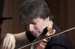 "Violin superstar Joshua Bell is Michael Feinstein's guest in ""On the Air"", wh..."
