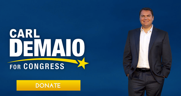 Carl DeMaio's website carldemaio.com.