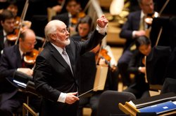 Five-time Academy Award-winner John Williams conducts music from the Oscar-wi...
