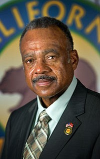 Major General Anthony Jackson, Director of California State Parks Agency