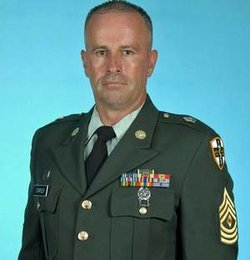 1st Sgt. Tracy L. Stapley