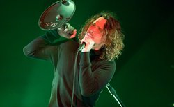 Chris Cornell of Soundgarden.