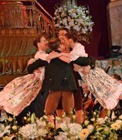 Dancers from the Association of Vienna State Opera Ballet perform in this lavish special.