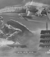 """Gamera Vs. Barugon"""
