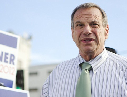 Mayor Bob Filner