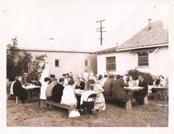 The original St. Mark's congregation had 18 worshippers who began meeting in a City Heights house July 20, 1913.