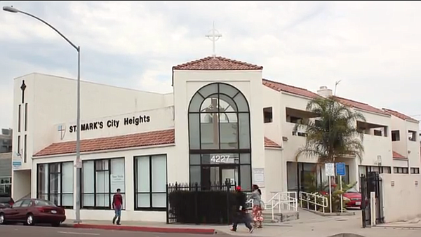 St. Mark's City Heights relocated to this facility on Fairmount Avenue in 199...