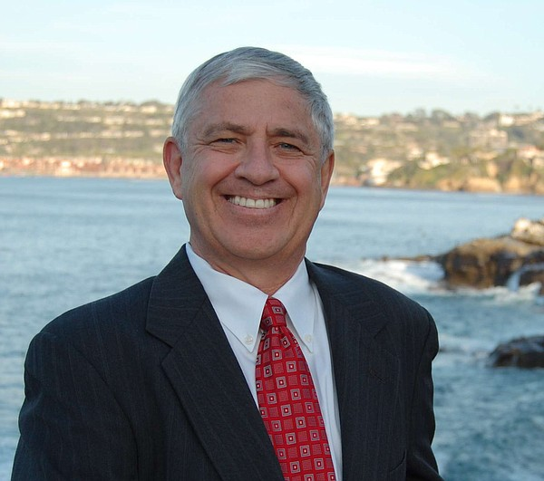 Michael Pallamary, the leader of the Recall Bob Filner effort.