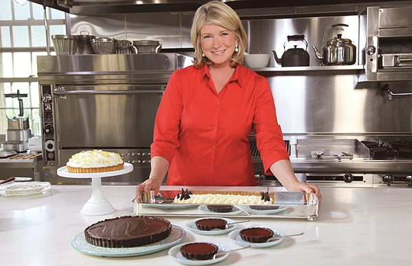 Martha Stewart (pictured) shares the best baking tips and...