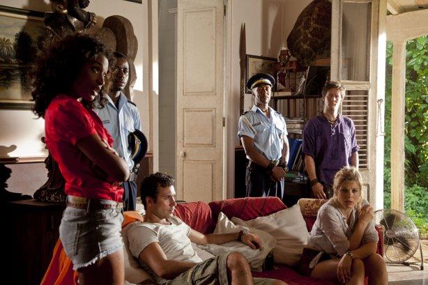 Sara Martins as Camille Bordey, Gary Carr as Fidel Best, Ben Turner as Chris Winchester, Danny John-Jules as Dwayne Myers, Bryan Dick as Benjamin Sammy and Kelly Adams as Liz Curtis.