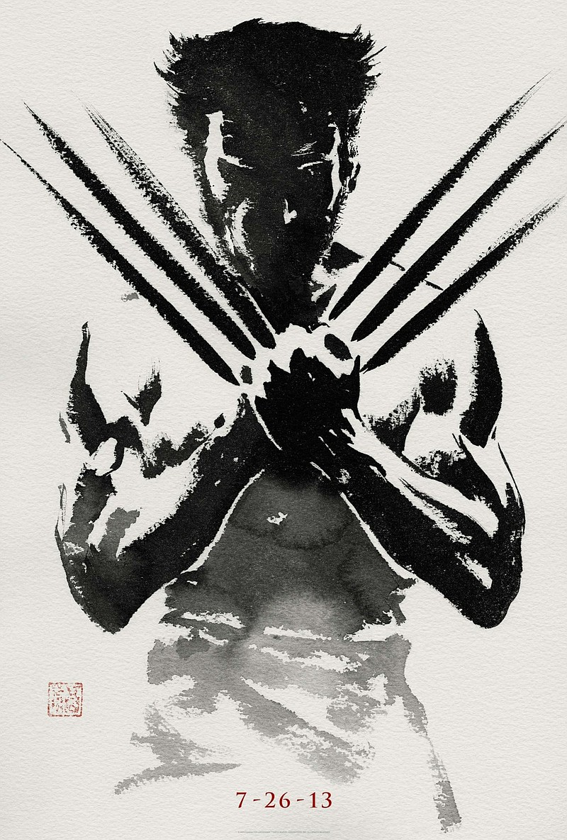 """The Wolverine"""