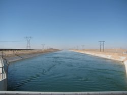 All American Canal, Imperial County