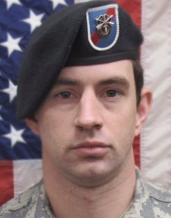 Army Sgt. Stephen M. New