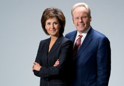 NIGHTLY BUSINESS REPORT co-anchors Tyler Mathisen and Susie Gharib.