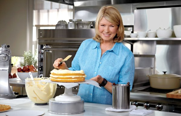 Martha Stewart offers tips and techniques to create delectable baked goods.