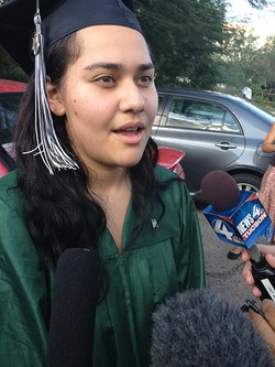 Maria Peniche talks about being taken into custody and what is next for her.