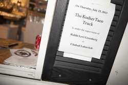 These kosher tacos come with the seal of approval from a local El Paso rabbi.
