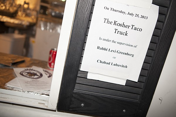These kosher tacos come with the seal of approval from a ...