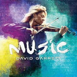 """Give at the $60 level and receive a """"David Garret: Music"""" CD. This gift also includes enrollment in the myKPBS Savers Club which features a directory of best-in-class offers from Entertainment Publications and a KPBS License Plate Frame (if you're a new member). The DVD only is available at the $90 level."""