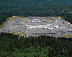 Pelican Bay State Prison houses some of its inmates in Security Housing Units.