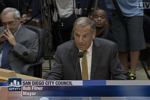 Disgraced San Diego Mayor Bob Filner Sentenced To 3 Years' Probation