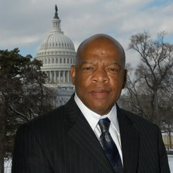 Official photo of Rep. John Lewis (D-GA)
