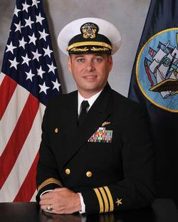 Cmdr. Edward White