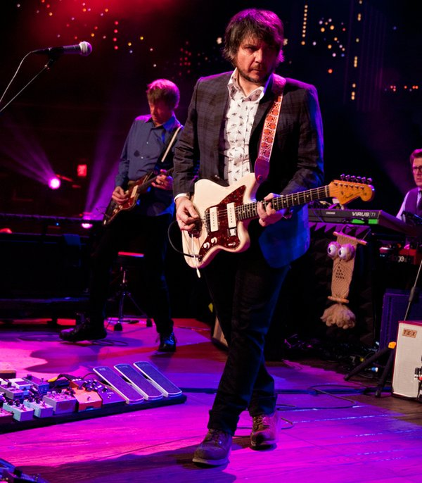 Modern rock band Wilco returns to AUSTIN CITY LIMITS with...