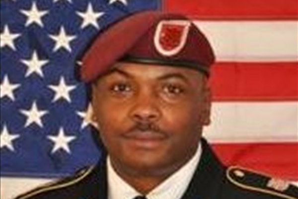 Army Sgt. 1st Class Ricardo D. Young
